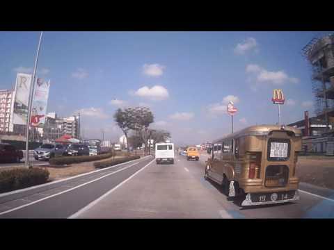 (Via NLEX) Dau Pampanga Exit to CLARK Pampanga