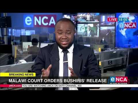 Bushiri Case | Malawi court orders Bushiris' release