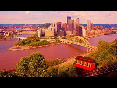 Mount Washington Shows An Amazing View of Pittsburgh - 2014