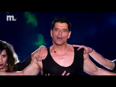 Sakis Rouvas - Open eyes. World Music Awards 2014