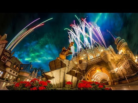 Once Upon a Time - Castle Projection Show Tokyo Disneyland Full Show HD