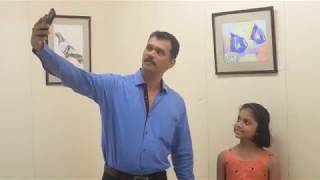 SURYAM ALL INDIA CHILD ART PAINTING EXHIBITION 2018 conceptualized by Mimaansaa Art Studio. thumbnail