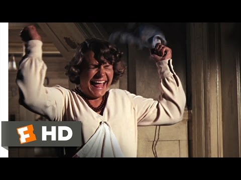 Bonnie and Clyde (1967) - Blanche Loses It Amid Bullets Scene (6/9) | Movieclips