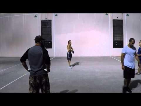 Alexis & Web vs Bori & Ant Game 1