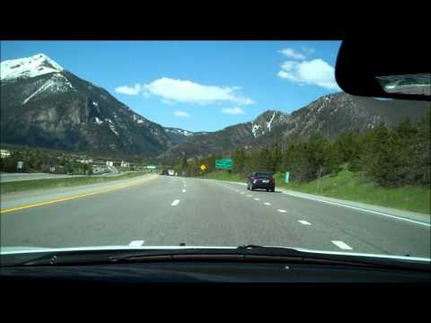 On the Move (HD): Colorado, Silverthorne and Frisco