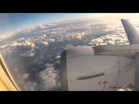LOT Polish flight LO234 (Brussels - Warsaw) B734