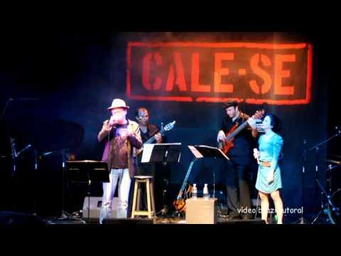 Zé Renato e Veronica Ferriani *Canção da Despedida* no projeto - *Cale-se* (2/7/2011)