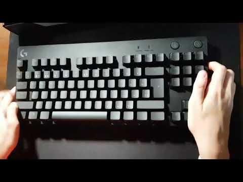 Клавіатура дротова Logitech G PRO Mechanical Gaming microUSB Black (920-009393)