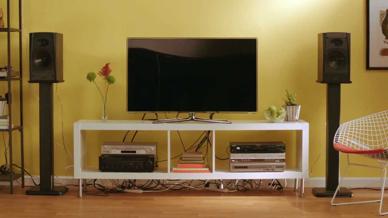 D-Wings Cord Organizer Commercial - Available at Home Depot - YouTube