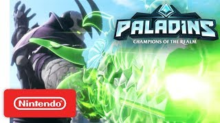 Paladins Free-to-Play Trailer - Nintendo Switch
