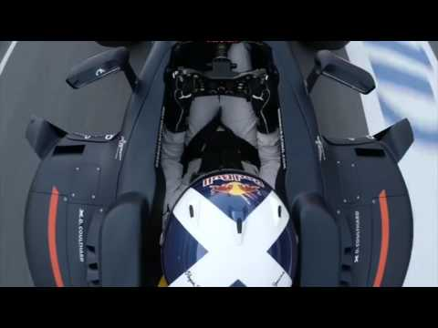 Channel 4  F1 2016: David Coulthard Drives Red Bull Racing's RB8