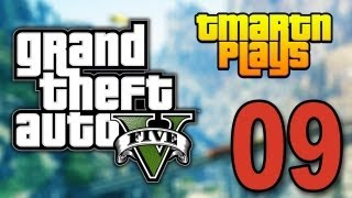 Grand Theft Auto 5 - Part 9 - Daughter Does Porn (Let's Play / Walkthrough / Guide)