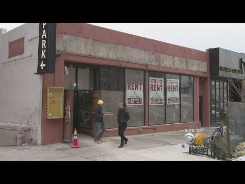 Storefront Vacancies In Forest Hills, Queens