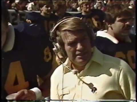 1983 WVU Football Highlights