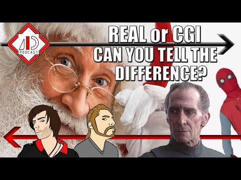 How Far Are We From CGI Looking Real | All Directions Podcast Ep: 13