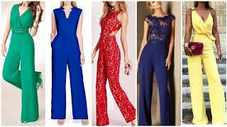 Jumpsuits For Women's/Jumpsuits For Party wear Vacations/Summer's Haul