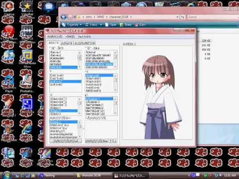 How To Create Your Own Female Anime Character Youtube