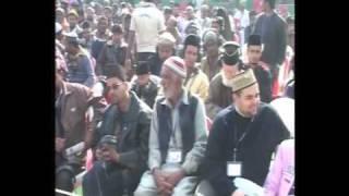 (Nazm) Do Ghadi Sabr Se Kaam Lo Sathiyo - at Jalsa Qadian 2010