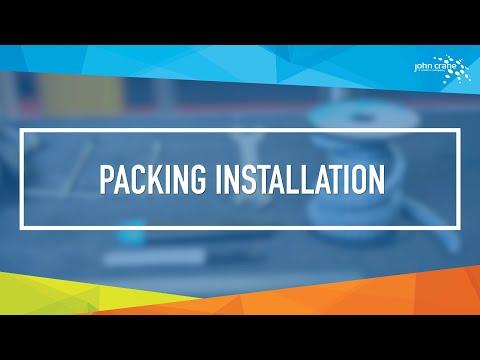 John Crane Packing Installation Video