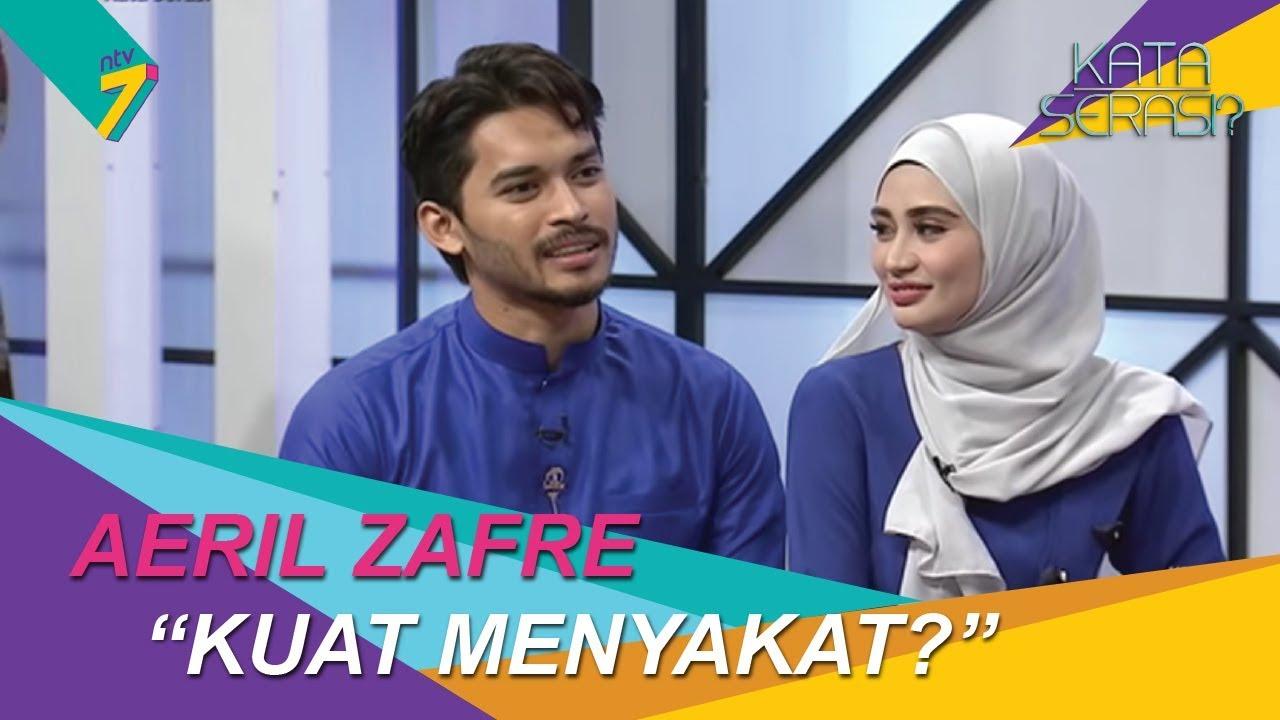 Download Kenapa Aeril Zafrel kuat menyakat isteri dia?   Kata Serasi?