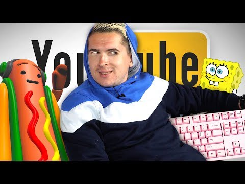 BASS BOOSTED MEMES AND SNAPCHAT HOTDOG  • WRONG SIDE OF YOUTUBE