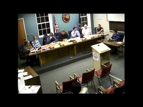February 9, 2015 Council Meeting