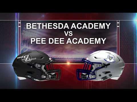 BETHESDA VS PEE DEE ACADEMY