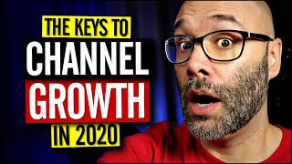 How To Grow On YouTube In 2020 (MUST WATCH)