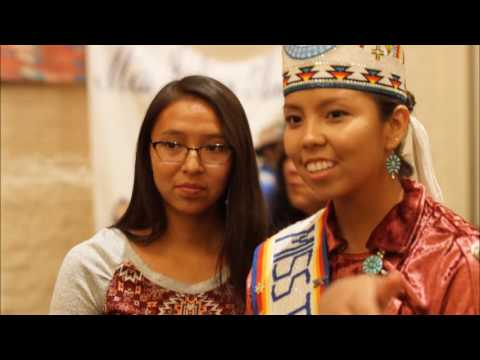 Miss Indian Arizona 55th Annual Scholarship Program, Chandler Center for the Arts, 8 October 2016