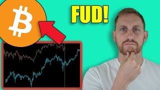 BITCOIN FUD - THIS HAPPENED IN 2017, WATCH WHAT HAPPENED AFTER