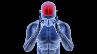 Migraine Simulator Cluster Headaches 12 Hour ASMR Jackhammer