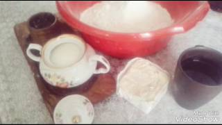 Домашний хлеб в духовке.Самый простой рецепт постного хлеба