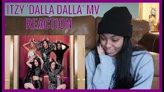 ITZY 'DALLA DALLA' MV REACTION