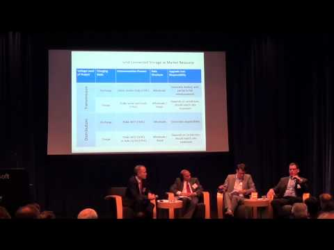 2014 Energy Storage Symposium - Panel Discussion: Distributed Energy Storage Interconnection