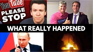 Philip Defranco Screwed By Youtube? Another STRIKE! Cohen Exposed Sean Hannity