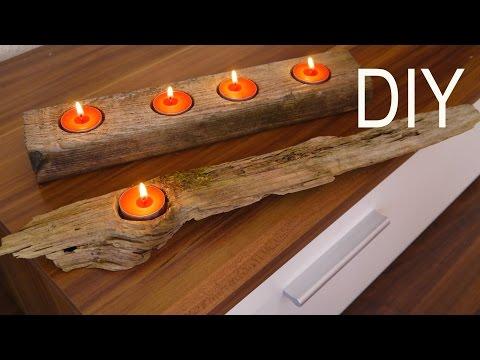 holz deko doovi. Black Bedroom Furniture Sets. Home Design Ideas
