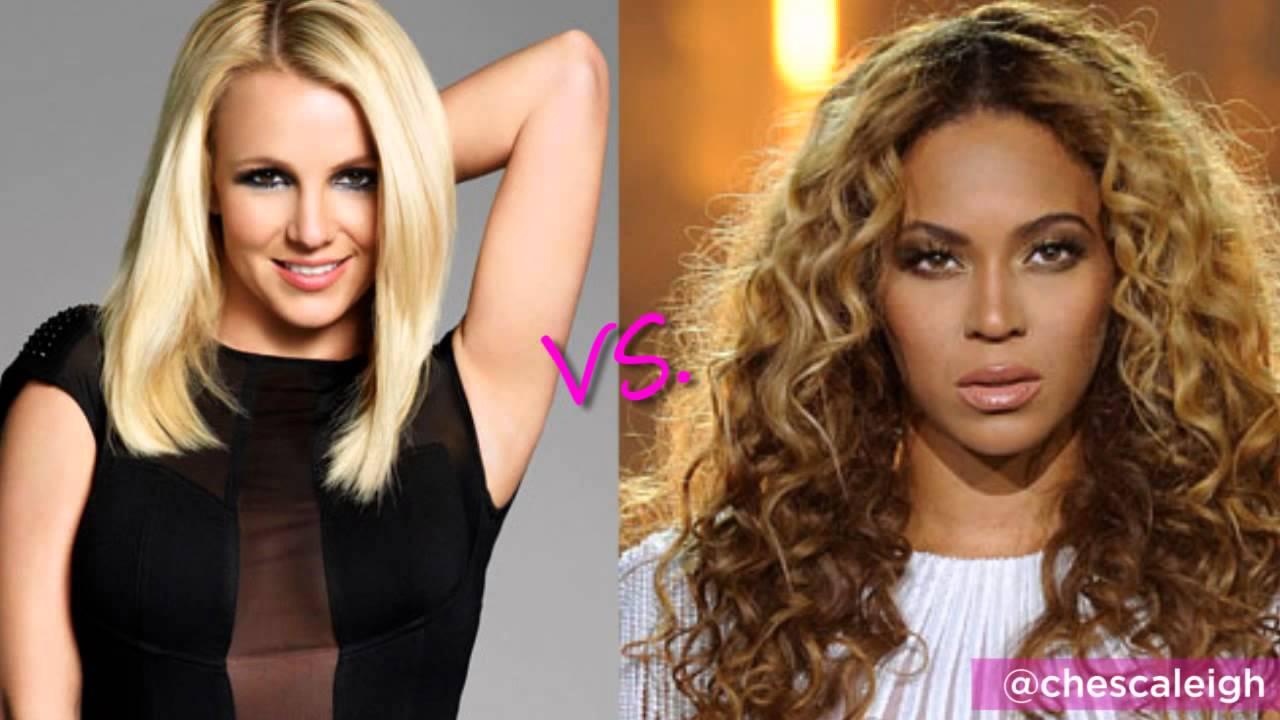 image Beyonce britney spears jennifer lopez amp nicole scherzinger