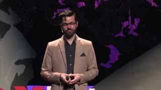 Leaving your old way of thinking: Jordan Reeves at TEDxBirmingham 2014