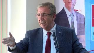 Mansur Yavaş, Mehmet Özhaseki'ye cevap verdi