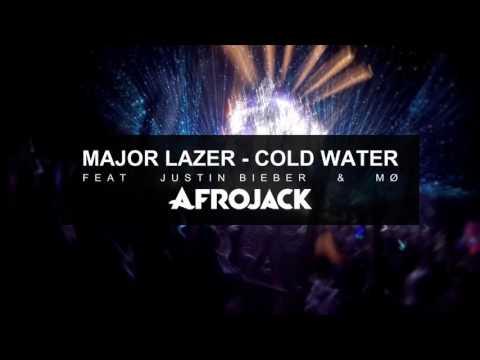 Major Lazer - Cold Water (feat. Justin Bieber & MØ) [Afrojack Remix]