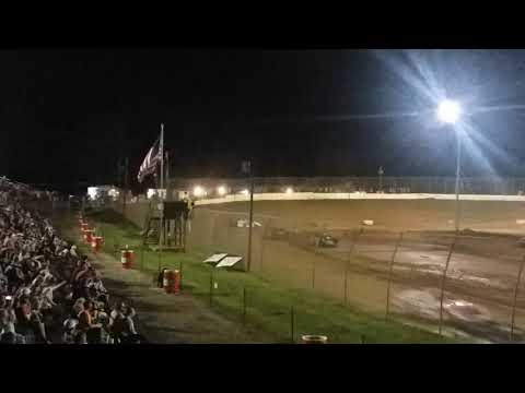 Super late models at Duck River Speedway part 2 of the race
