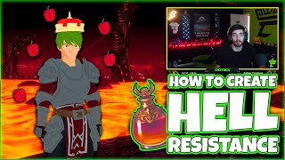 How to Find Hęll Peppers / Create Hell Resistance!   Craftopia Guide
