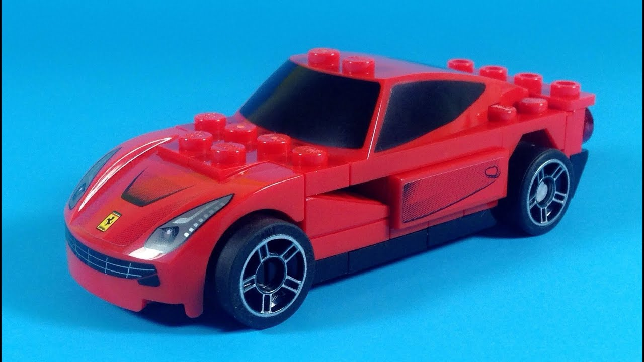 Image Result For Ferrari Lego Car