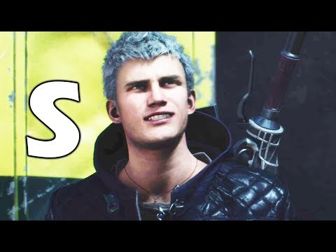 "Devil May Cry 5 - ""Goliath S-RANK"" (No-Damage / 6500+ Stylish PTS) thumbnail"