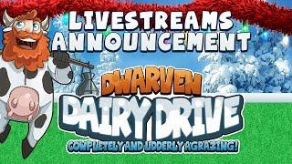 Dwarven Dairy Drive Livestreams 2013 thumbnail