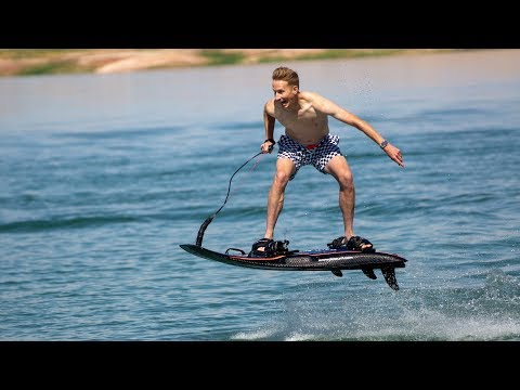 Jetsurf like you've never seen at Lake Powell