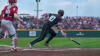 Mississippi State Baseball vs. Arkansas Highlights - 4/21/18