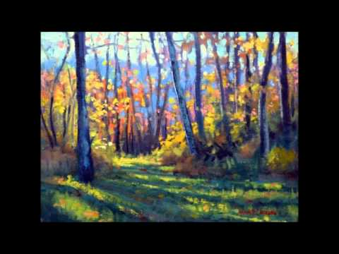 Armand Cabrera Fine Art – Painting Autumn Color Instruction