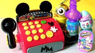 Disney Baby Mickey and Roadster Racers Cash Register Toy 2017 with Paw Patrol Everest Toys Surprises