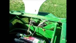 John Deere Float Ride Seat